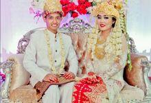Wedding Sali & Bugi by Nadhif Zhafran Photography