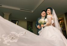 Dhika Ashadi wedding by Eva Kharisma Bridal & Couture