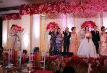 Wedding of Andi and Merila by Hansen Zhang