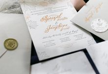 Aprizal & Josephine by The Fine Press