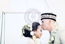 Kristo & Ayu | October 22nd, 2015 by House of Wedding & Event Organizer