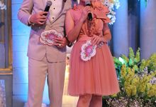 Wedding of Vincent and Fang2 at Imperial Pakuwon Ballroom by Hansen Zhang