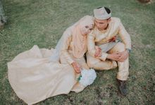 FARISH & AMALINA by medyandmika