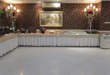 Wedding of Dita & Yusuf by PUSPA CATERING