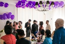 Hansen & Jessica by Wangi Bali Wedding Company