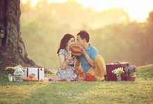 Prewedding Frysca & Aldy by KERI PHOTOGRAPHY