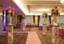 Grand Lake Ballroom at Sunlake Hotel by Merlynn Park Hotel