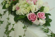 Amenian Church  Wedding by Simply Flowers Pte Ltd