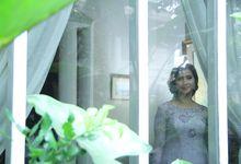 Engagement Karin & Acho by CARI WEDDING ORGANIZER
