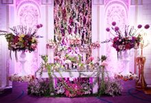 Padang Modern of Nova and Ical by Watie Iskandar Wedding Decoration & Organizer