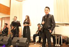 Wedding event at Millenium Hotel by X-Seven Entertainment
