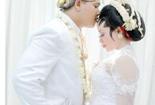 Wedding Dilla & Dedy by Faust Photography