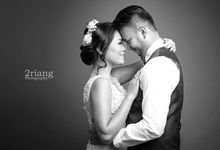 Irene & Hans by 2riang Photography