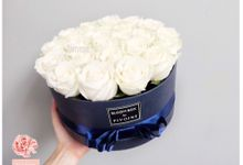 ring box by Pivoine Flower Shop