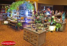 WEDDING 29 APRIL 2017 by Sonokembang Catering