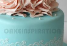 Wedding Cake by Cakeinspiration  LPP