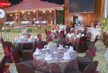 WEDDING OF ANDIN & ANDRI by Sonokembang Catering