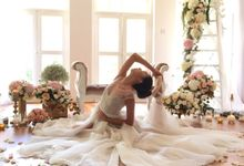 A ballerina story by With love, Med Kärlek