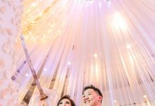 The Wedding of Jeffry & Poetrie by Union Event Planner