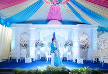 Aya and Reza Wedding by Faust Photography