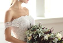 Luxe Lace by Anseina Brides