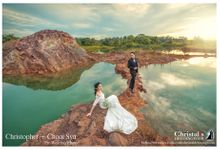 Ipoh Pre-Wedding Photography by Christal Dressing Room