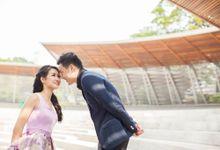 Prewedding of Erieck & Melia by Evermore Photography