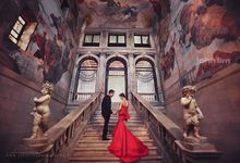 ITALY   Pre-Wedding Photography by John Lim by John Lim Photography