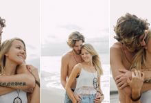 Love Story in Bali - Johanna & Rune by ELNATH
