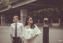 ENGAGEMENT SESSION - Leo and Lisa by HappyCrateStudios