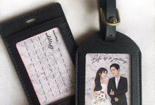 Luggage Tag by Tirta Premium Gift And Souvenir
