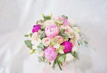 Bridal blooms by D' Secret Garden