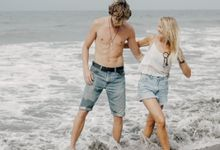 Love Story in Bali - Johanna & Rune by ELNATH