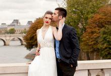 PARIS - Prewedding by Sano Wahyudi Photography