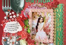 Birthday Scrapframe by DFLcraft