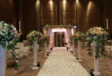 Wedding of Mathew and Ely by Novotel Tangerang