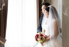 Prewed Merry and Eko by Luminous Bridal Boutique