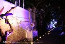 Eric & Michelle by Butterfly Event Styling