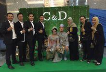 Chika & Djaka Wedding by melwin wedding