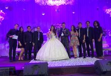 Jazz Entertainment - Wiliam & Yelly by Jazz Wedding Organizer & Entertainment