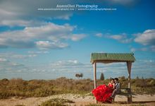 Pre-wedding Shoot Sze Kei & Ricky by Anson Choi Photography