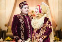 Wedding Meutia & Efi by LZ Service