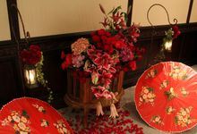 Tea Pai Ceremony by magical blossoms