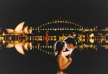 Andry & Vanessa Prewedding by Deppicto
