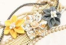 Bridesmaid Accessories by Pastiche Touch