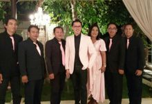 Jazz Band in Bali by Bali Wedding Music