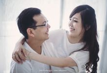 Alvin & Pika Engagement by Calia Photography