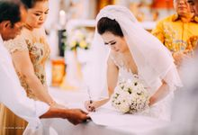 Halim & Meily Wedding by go+