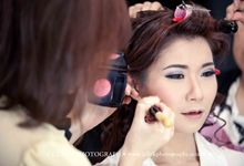 Suwandy & Iven Wedding Day by ICLICKPhotograph