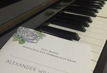 Alexander & Ercia Wedding by Albert Symphony